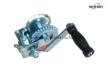 Chiny Marine Boat Manual Hand Winch Crank For RV Trailer ATV 600lbs CE Approved fabryka